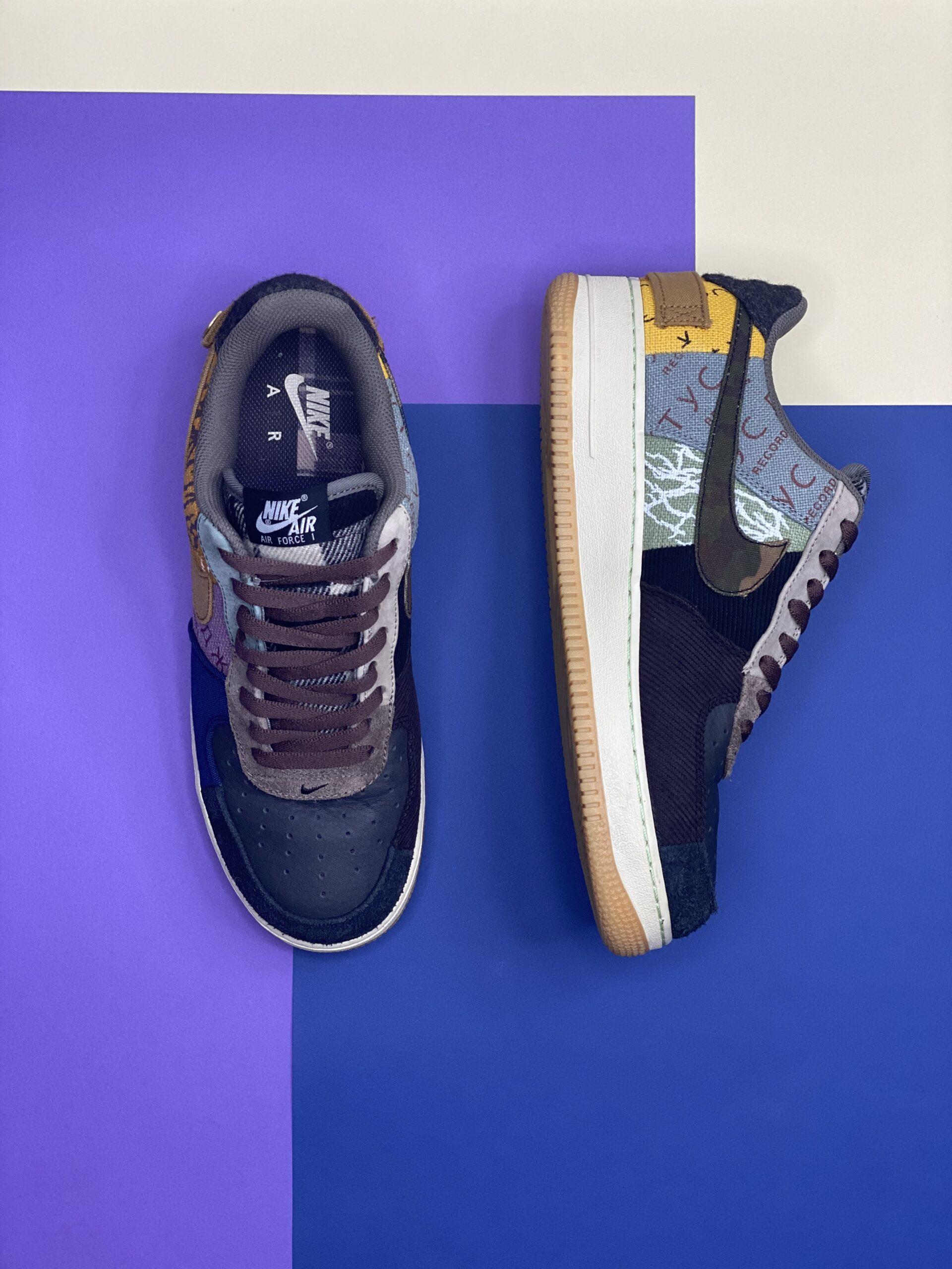 Nike x Travis Scott