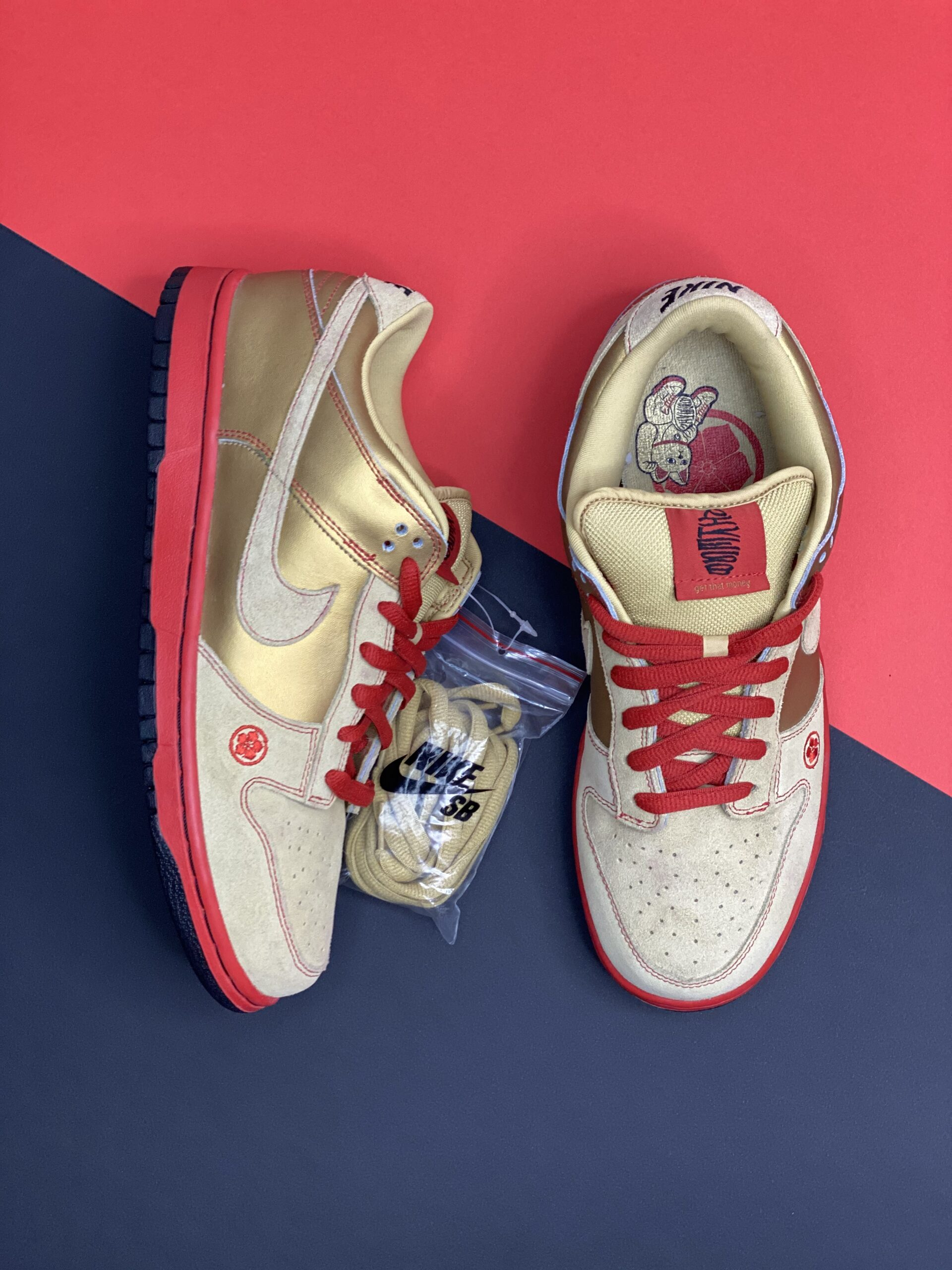 Nike Money Cat