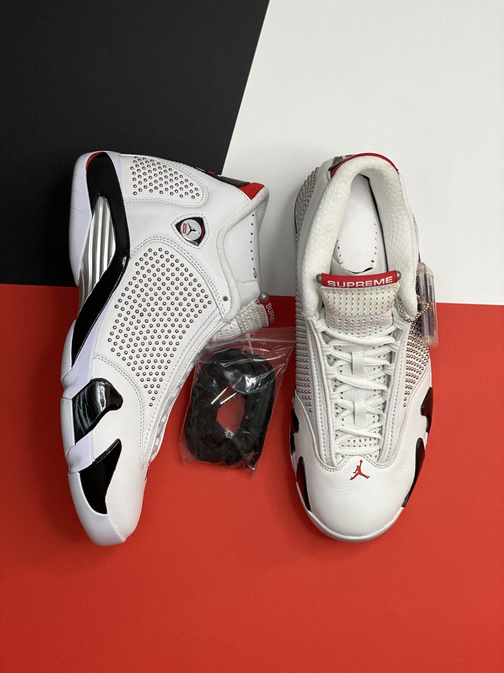 Nike Jordan x SUPREME