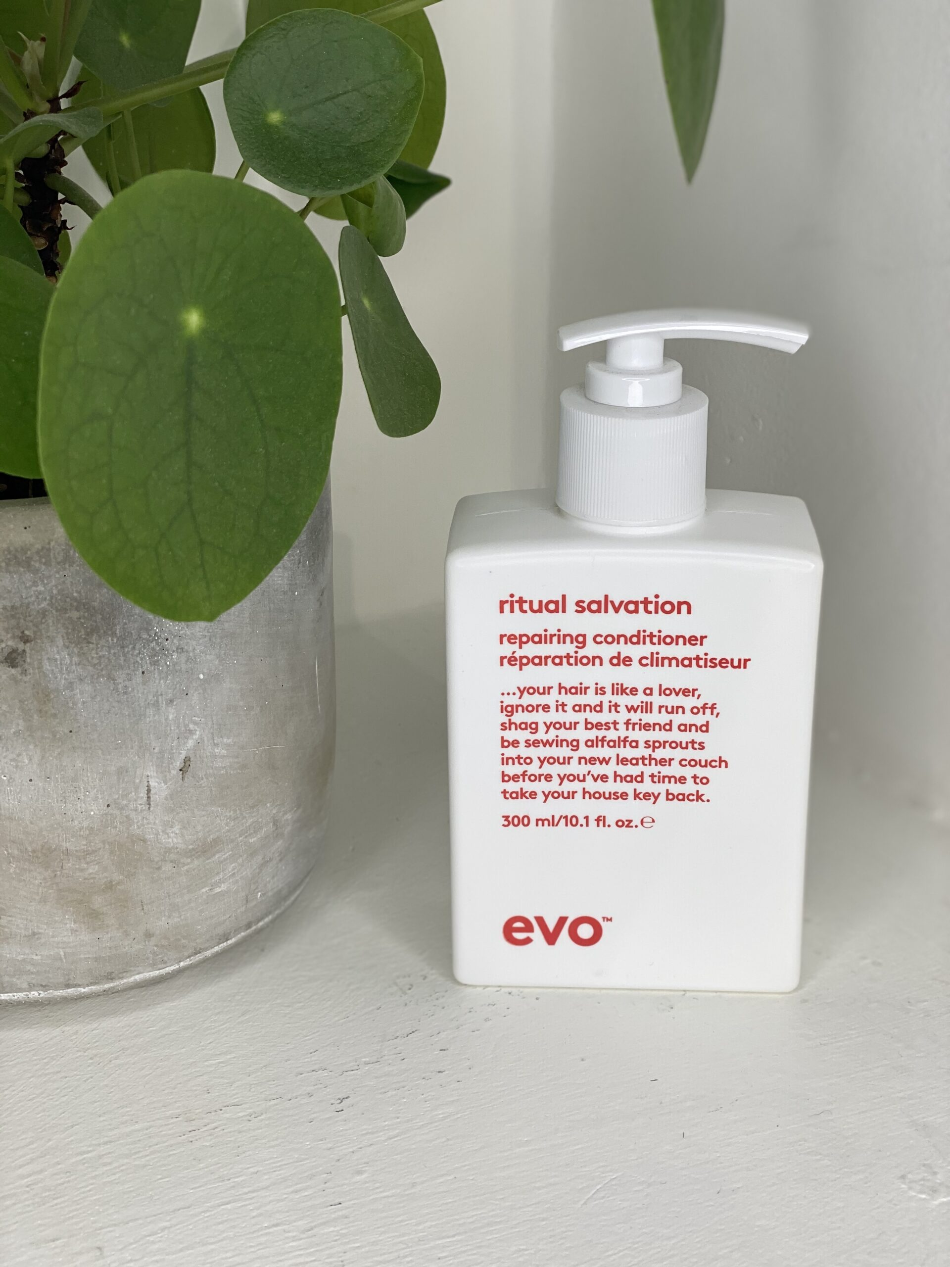 EVO Ritual Salvation